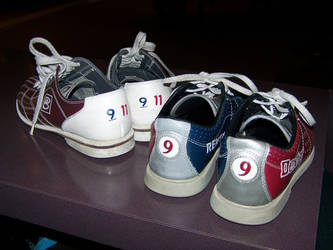 bowling shoes - stock by XcentrikVeronik