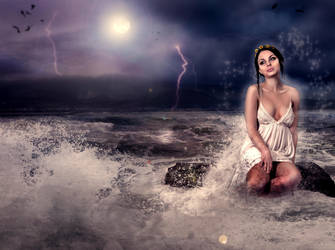 Mother Nature by gjrc-art