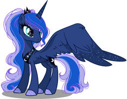 Mlp My Style Luna by Nocturnal-Moonlight