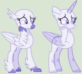 :: Mlp Base :: Bird and Pone by Nocturnal-Moonlight