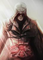 Ezio Auditore by Feakry