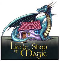 Lsom Dragon mascotte by melvindevoor