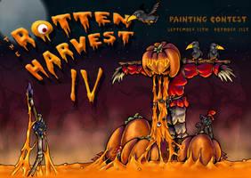 Rotten Harvest banner by melvindevoor