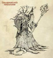 Dark mariner Telepath by melvindevoor