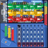 Customer Centricity gameboard by melvindevoor