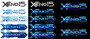 Xeno15logo by melvindevoor