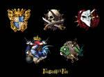 Crests by melvindevoor