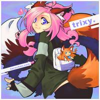 070826 trixy by bara-chan