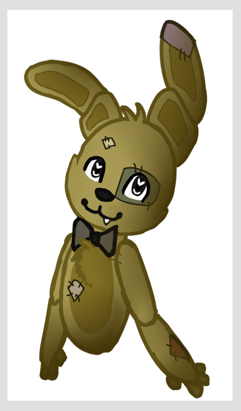 Plushtrap ,again by mappug