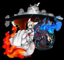 Hikaru by DeadmanJackalope