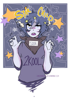 Star Child by DeadmanJackalope