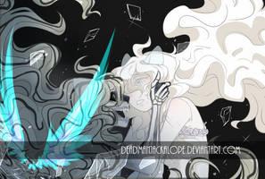 Comm: Glitter-gore by DeadmanJackalope