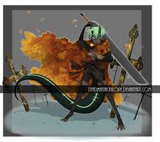 Comm: Cosmicguts by DeadmanJackalope