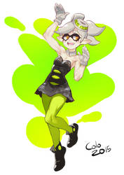 marie by Colodraws