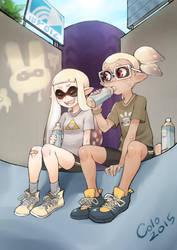 Milky inklings by Colodraws
