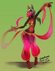 Dancer by Colodraws