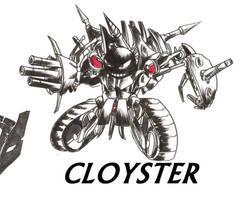 CLOYSTER by RyouKazehara