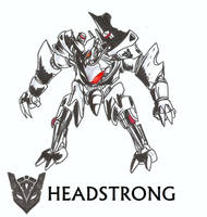 RHYHORN: HEADSTRONG by RyouKazehara