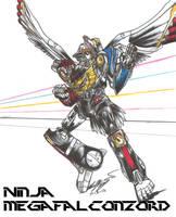 GOD FUSION! SUPER KAKURE DAISHOGUN! by RyouKazehara