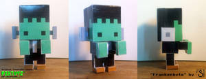 Pixtoyz custom - Frankenbyte by shadree