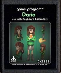 Daria: The Atari Game by Rekcuf0001