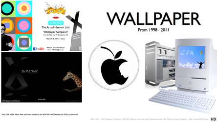 MAC OS X since 1982 02 by MHD59