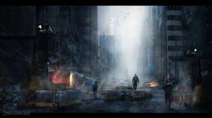 Take Back New York by jamesdesign1