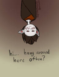 hang around here often? by DepressoExpressoyslf