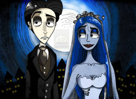 Corpse Bride by DarkMirrorEmo23