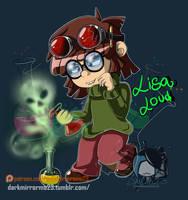 The Loud House: Lisa Loud by DarkMirrorEmo23