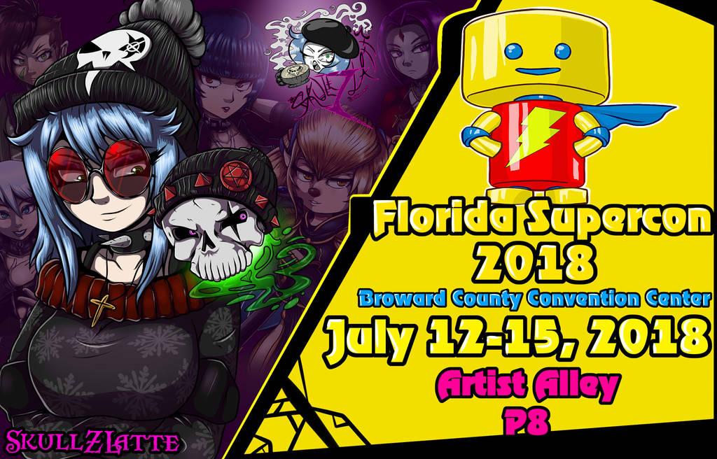 Florida Supercon 2018 by DarkMirrorEmo23
