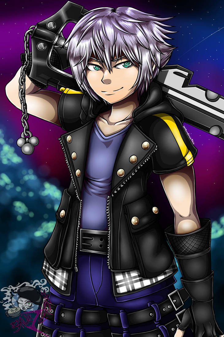Kingdom Hearts 3: Riku by DarkMirrorEmo23