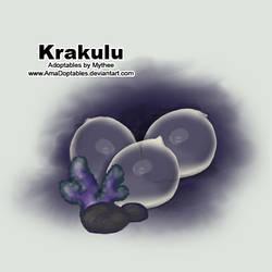 Llifi-kei: Krakulu egg clutch by AmaDoptables