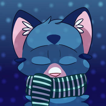Cozy Winter Icon by Turquoise-Comet