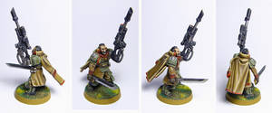 Lord General Castor by Luftwaffles