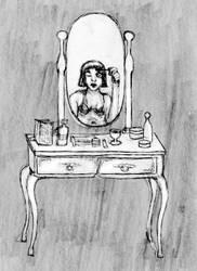 Mirror, MIrror by metkich