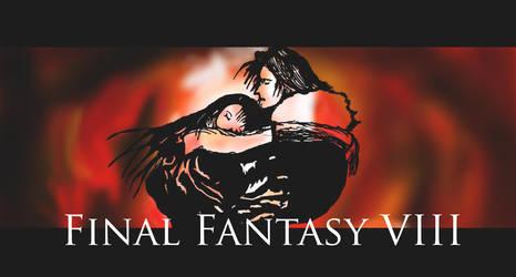 Final Fantasy VIII by AngelGabryel