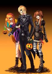 Happy Halloween! by Numinoceur