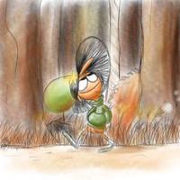 Fall walks by Frigg-Fluff