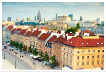 Warsaw by Lubitella