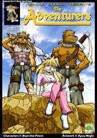 The Adventurers by ryuumajin
