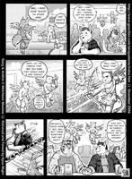 Comic - Cupid Challenge by ryuumajin