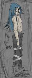 I'm Not Here by happyturk