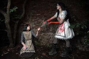 Alice (v.london) - Alice madness returns by leila1000
