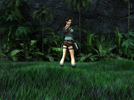 Tomb Raider Anniversary by silviu4mc