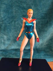 Miraclewoman 1/6 scale figure by somersetholmes