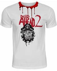 Dead Ahead 2 T-shirt by SinkoSiete