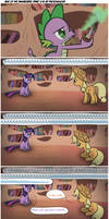 Comic: Rise of the Rainbeiber! (Part 3/4) by Photonicsoup