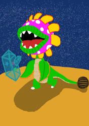 Dino Piranha (redraw) by Ethor14