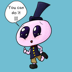 Captain Encouragement by Ethor14